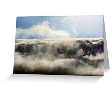 Love That Fog! Greeting Card