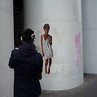 centre beaubourg. Paris by William Lyszliewicz