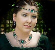 Emerald Beauty by Sue Wilson (Kane)