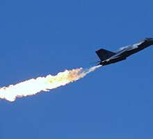 F111 Dump & Burn by Rick Thompson