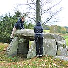 Studying Archeology at Massleberg Bohuslän by HELUA