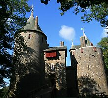 Castell Coch by DRWilliams