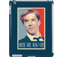 Yes he Khan.. iPad Case/Skin