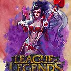 LoL Vayne by sazzed