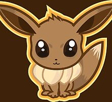 Eevee by gizorge