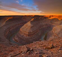Desert Dawn by DawsonImages