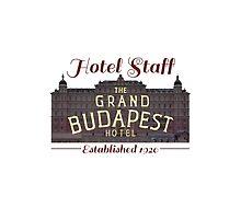 The Grand Budapest Hotel Staff by Danko5
