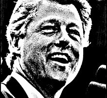 BILL CLINTON by OTIS PORRITT