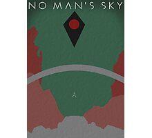 No Man's Sky Poster Photographic Print