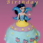 For the birthday girl by Maree Toogood
