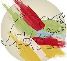Jurassic Color by harpergraf