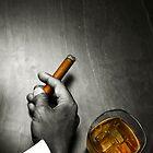 Poker Noir by Alex  Bramwell