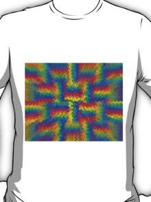 Electrified Rainbow T-Shirt