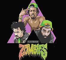 Flatbush Zombies by zahrapool