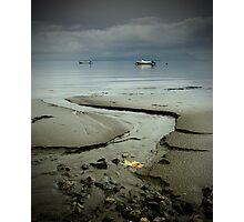 Summer Goodbye Photographic Print