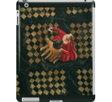 Pick a Partner who Knows what he's Doing iPad Case/Skin