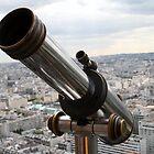 Le Tour Eiffel - Level two by exmrblonde