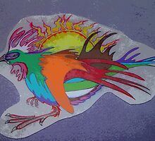 The Road Runner  by RealPainter