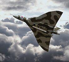 Vulcan Bomb Bay  by J Biggadike