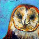 Insight: Barn Owl by Rosemary Conroy
