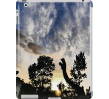 Dramatic sunset iPad Case/Skin