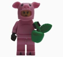 LEGO Pig Man with an Apple Kids Clothes
