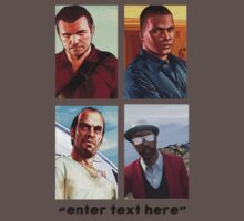 Grand theft auto online personal Selfie design ( read description) by fitzbola