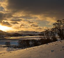 The Cairngorms National Park by CrimsonSkyPhoto