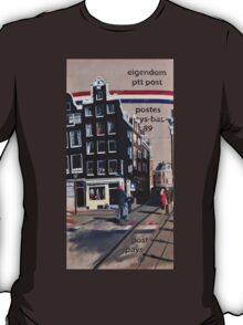 Letter from Amsterdam T-Shirt