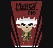 Mercy, Me - Modern Rue by Erik Northfell