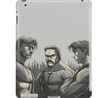 Final Fight - Characters  iPad Case/Skin