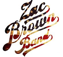Zac Brown Band American Logo by ariellarose