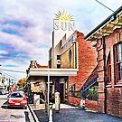 The Sun Theatre - Yarraville, Victoria, Australia by © Helen Chierego