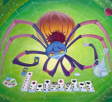 Spider Solitaire by Wil Zender