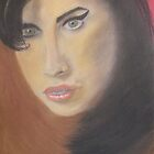 Amy Winehouse... A Star Not Wasted by Sophia Spencer