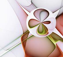 Four-leaf Clover by Christine Kühnel