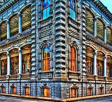 Palace Art by Randy Jay Braun