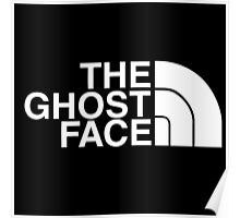 The Ghost Face Poster