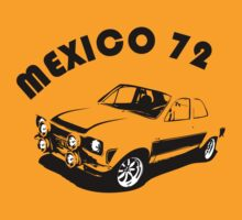 Ford Escort Mark 1 Mexico by Lee Fone
