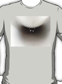 Looking into a Jet engine. T-Shirt