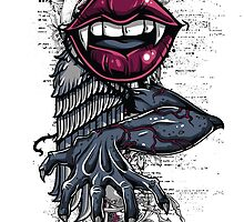 Monstrous Lips by iRoN Design