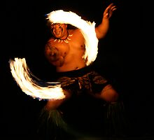 Hawaiian Flame Thrower 2 by abfabphoto