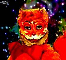 Tim And Eric Puppet CAT Design by SmashBam by SmashBam