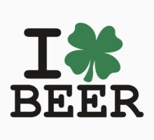 I Love BEER by holidayswaggs