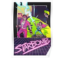 Starbomb II Poster