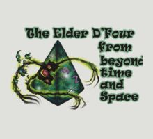 The Elder D'four by GeekNative