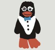 Petey the Penguin by Rajee