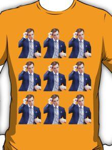 Chuck Bass Tile T-Shirt