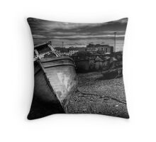 Forceful Retirement Throw Pillow