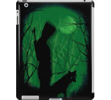 The Archer and the Fox. iPad Case/Skin
